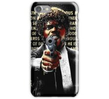 The Path of Righteous Man iPhone Case/Skin