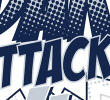 Dak Attack Sticker