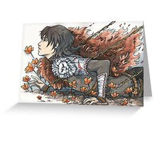 Voltron: Keith Greeting Card