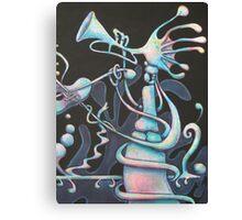 Music Morph Canvas Print