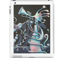 Music Morph iPad Case/Skin