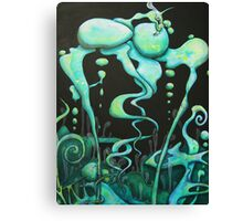 Aquamorph. Canvas Print