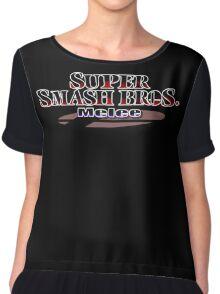 Super Smash Bros. Melee Chiffon Top