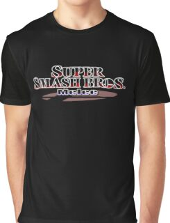 Super Smash Bros. Melee Graphic T-Shirt