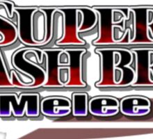 Super Smash Bros. Melee Sticker