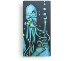 Octommorph. Canvas Print