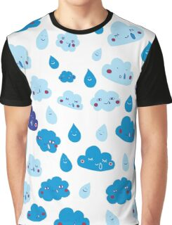 Rain, with a chance of... Graphic T-Shirt