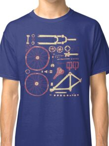 Bicycle Parts Classic T-Shirt