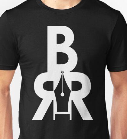 Battle Rap Résume Logo White Unisex T-Shirt