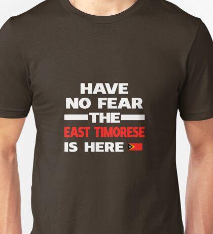 East Timorese Is Here Timor-Leste Pride Unisex T-Shirt