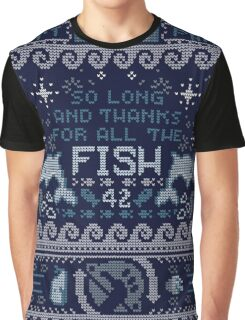 Thanks for the fish! Graphic T-Shirt