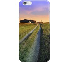 Picturesque indian summer scenery | landscape photography iPhone Case/Skin