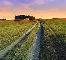 Picturesque indian summer scenery | landscape photography by Patrick Jobst