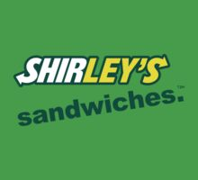 Shirley's Sandwiches Kids Tee