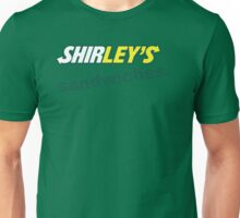 Shirley's Sandwiches Unisex T-Shirt