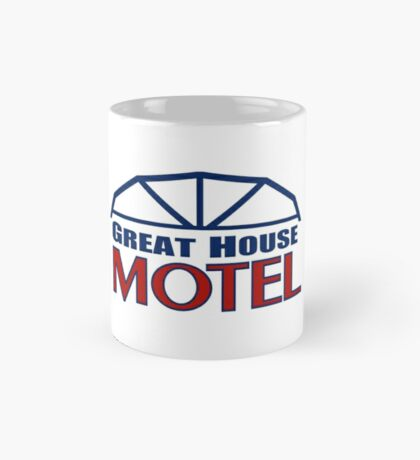 Great House Motel: Sequim, Washington Mug