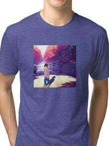 Vegeta West  Tri-blend T-Shirt