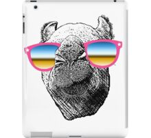 Who Needs to Know! Hipster Camel Hump Day iPad Case/Skin