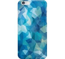 Abstract Geometric Polygon Sea iPhone Case/Skin