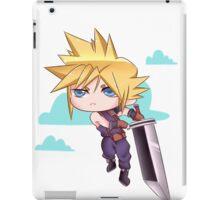 Cloud Strife Chibi iPad Case/Skin