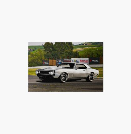 1967 Chevrolet Camaro 350 Art Board