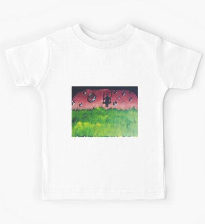 Playing with the nightmare man Kids Tee