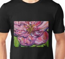 Peony 'Up close and personal' Unisex T-Shirt