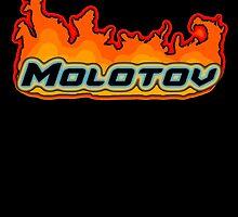 CS:GO Molotov Logo by JoCa-byJoeCarr