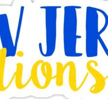 New Jersey Lions Sticker