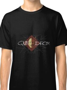 Death Parade Quindecim Classic T-Shirt
