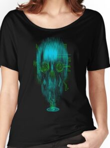 Virtual Distortion  Women's Relaxed Fit T-Shirt