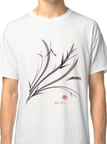 """""""My Dear Friend""""  Original ink and wash ladybug bamboo painting/drawing Classic T-Shirt"""