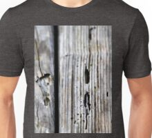 Old Wood Texture Unisex T-Shirt