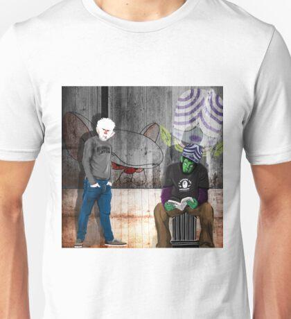 mojo jojo and the Brain Unisex T-Shirt