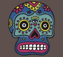 Mexican Skull Kids Clothes