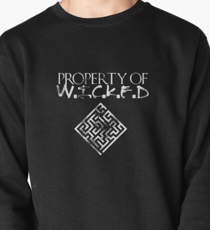 Maze Runner Property of Wicked Pullover