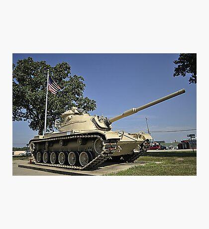 American Armour Photographic Print