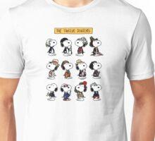The Twelve Dogtors Unisex T-Shirt