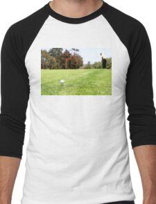 Golf Men's Baseball ¾ T-Shirt