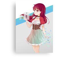 SAO - Changing Equipment Canvas Print