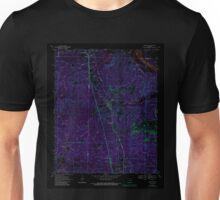 USGS TOPO Map Arkansas AR Redfield 259488 1970 24000 Inverted Unisex T-Shirt