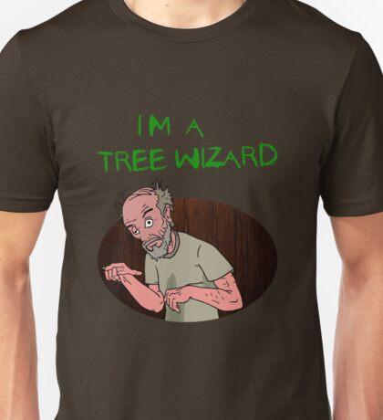 Tree Wizard Unisex T-Shirt
