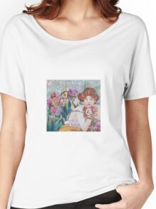 Commission Florist (No. 2) Women's Relaxed Fit T-Shirt