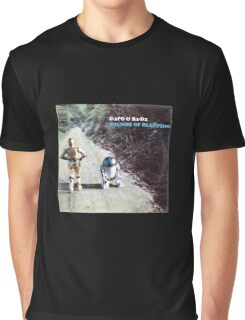 Sounds of bleeping (vinyl square version) Graphic T-Shirt