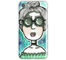 Galaxy Girl iPhone Case/Skin
