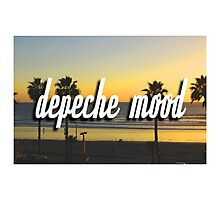 'Depeche Mood' Photographic Print