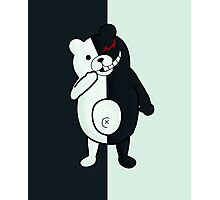 Monokuma - Dangan Ronpa W Background Photographic Print