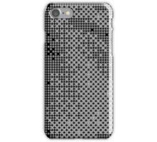 White Noise iPhone Case/Skin