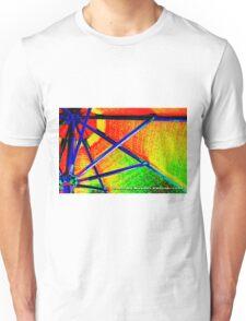 rainbow distraction  Unisex T-Shirt