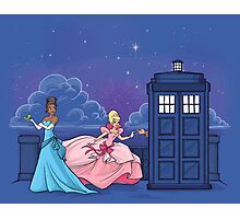The Princess and the Doctor Photographic Print